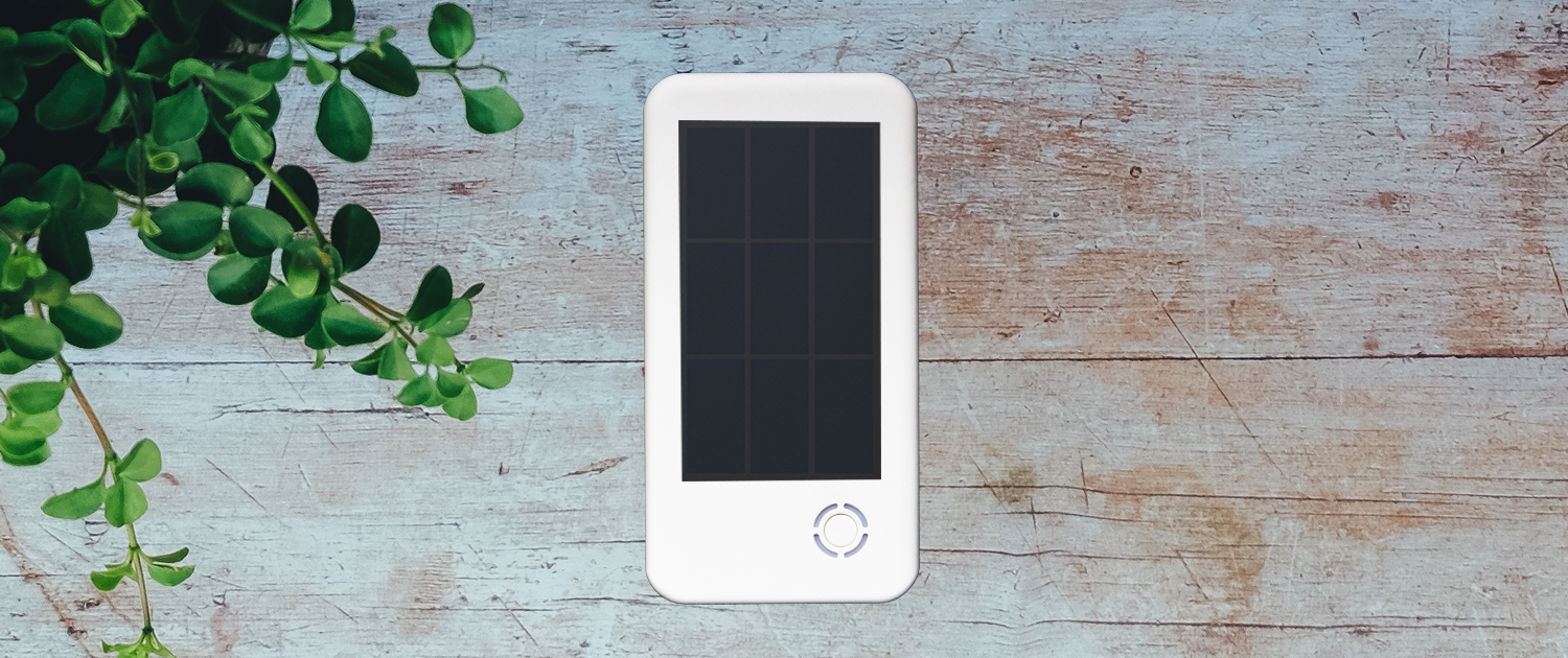 iPowerUp Solar Power Battery pack