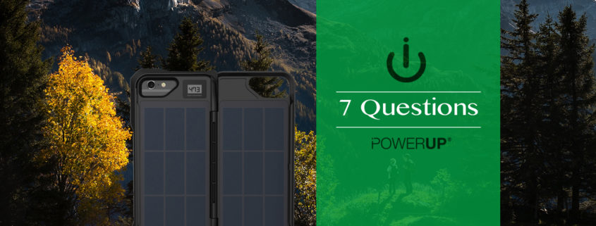 7 Questions with ipowerUp founder