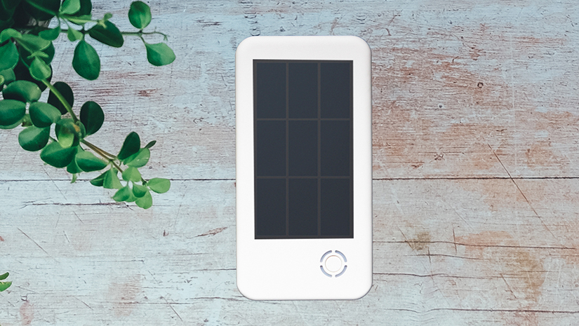 ipowerup solar battery pack